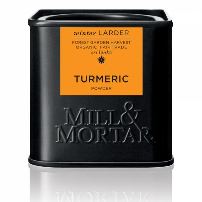 Turmeric organic,  Sri Lanka, Mill&Mortar [0]