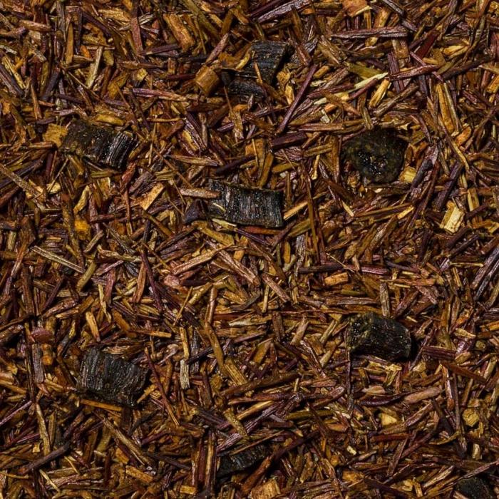 Rooibos cu vanilie Bourbon naturala 0