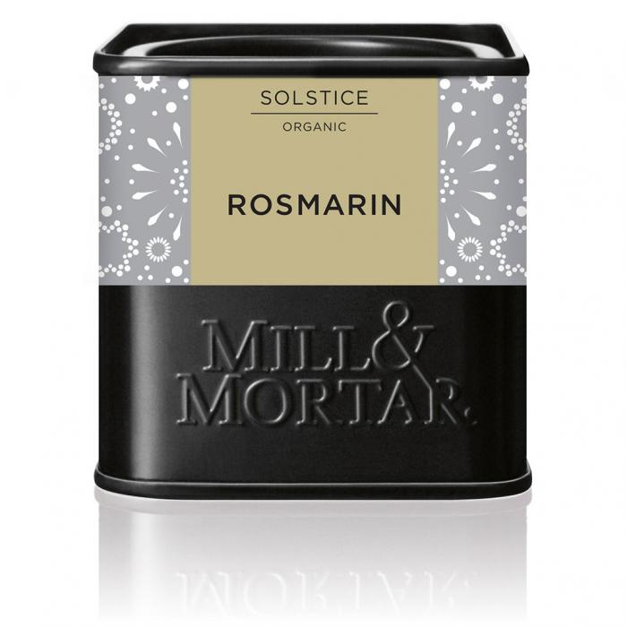 Rozmarin organic, Mill&Mortar, 30 gr 0