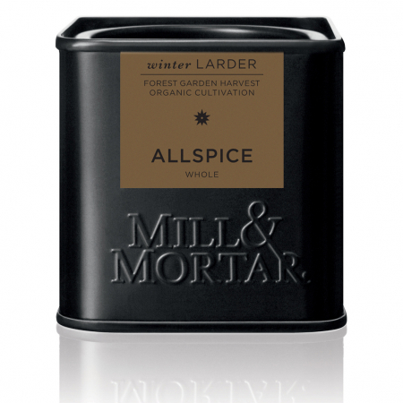 Allspice whole, organic, Mill&Mortar, 40 gr0
