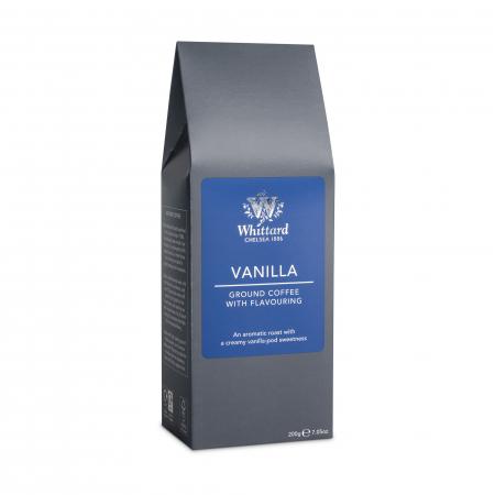 Cafea macinata Vanilla1
