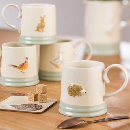 Cana din ceramica Edale Goose2