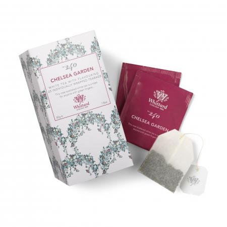 Ceai alb Chelsea Garden, Tea Discovery0