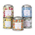 Ceai negru English Rose, frunze, ambalat in cutie metalica, colectia Tea Discovery, Whittard of Chelsea [2]