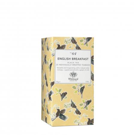 Ceai negru Tea Discovery, Whittard of Chelsea, 25 plicuri0