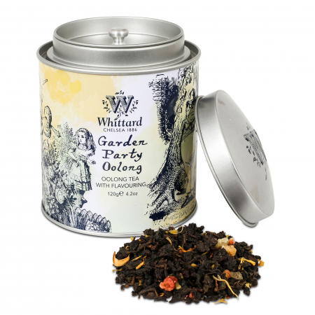 Ceai oolong, Garden Party Oolong, Whittard of Chelsea0
