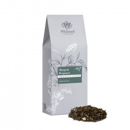 Ceai verde Mango and Bergamot,100 g0