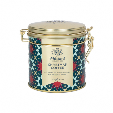Christmas Coffee, editie de Craciun, 120 gr, Whittard of Chelsea. [0]