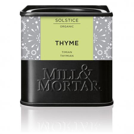 Cimbru, organic, Thyme, Mill&Mortar, 25 gr0