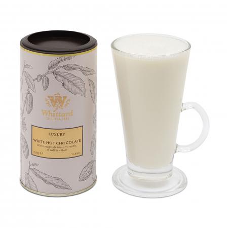 Ciocolata calda alba Luxury2