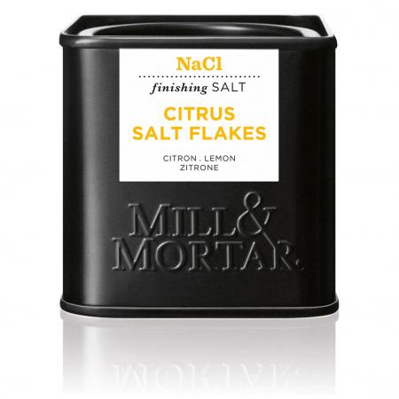 Citrus Salt Falkes organic,  Mill&Mortar, 70gr0