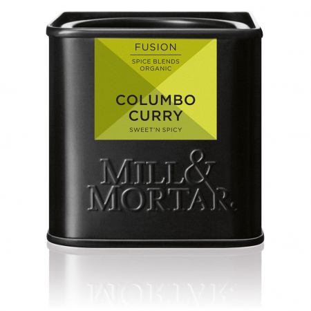 Colombo curry, organic, 50 gr, Mill&Mortar [0]