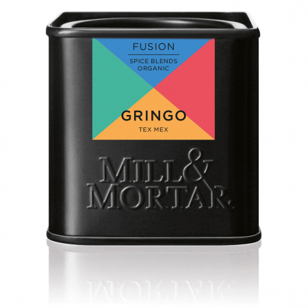 Condiment mexican Gringo, Mill&Mortar, 55 gr [0]
