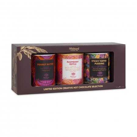 Creative Hot Chocolate Selection, set cadou ciocolata calda editie limitata, Whittard of Chelsea. [0]