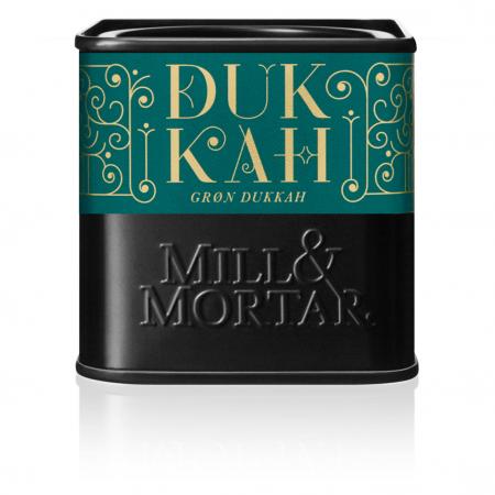 Green Dukkah, organic, Mill&Mortar, 75gr0