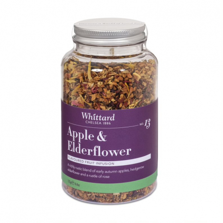 Infuzie Apple and Elderflower, 125 gr0