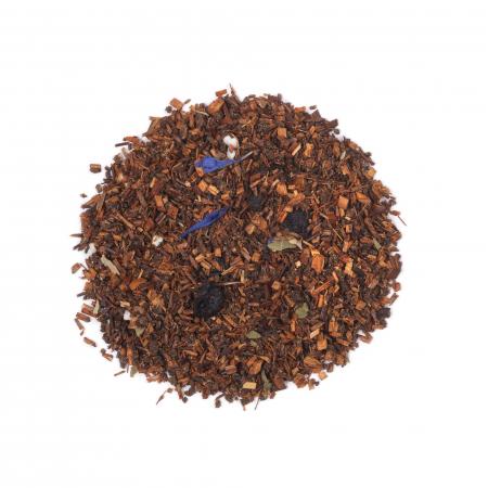 Infuzie de rooibos si afine, Blueberry Rooibos, vrac, 50 gr [0]