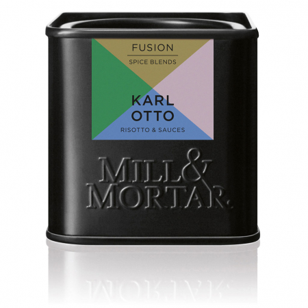 Karl Otto, organic, Mill& Mortar, 40gr0