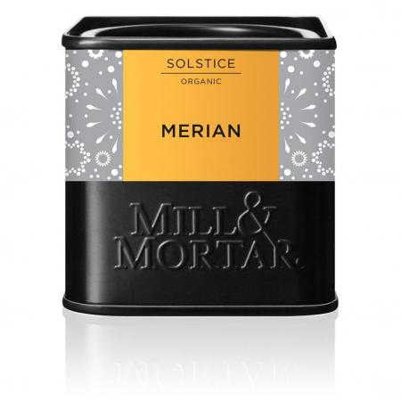 Maghiran ( marjoram) Organic, Merian, Mill&Mortar, 15 gr0