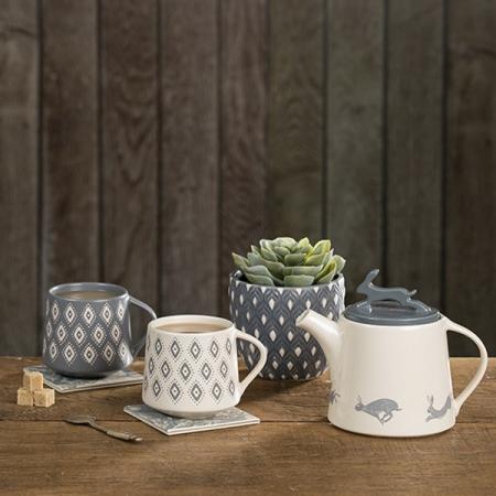 Ceainic Artisan Hare, David Mason Design1