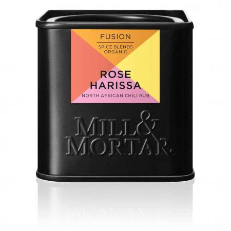 Rose Harissa organic, Mill&Mortar, 50 gr0