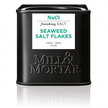 Sare in amestec cu alge, Seaweed Salt, 55 gr, Mill&Mortar [0]