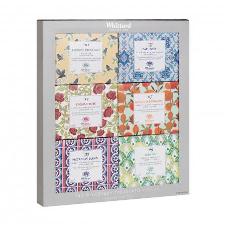 Set cadou ceai, Tresured Blend, colectia Tea Discovery0