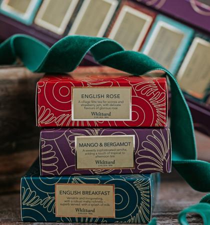 Set ceaiuri A Feast of Teas, editie limitata de Craciun3