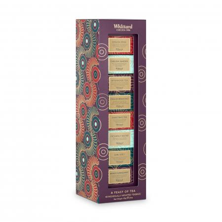 Set ceaiuri A Feast of Teas, editie limitata de Craciun0