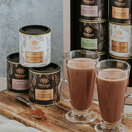 Set Cocoa Creation Hot Chocolate, Whittard of Chelsea, 6X120gr2