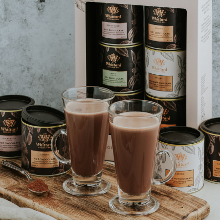 Set Cocoa Creation Hot Chocolate, Whittard of Chelsea, 6X120gr1