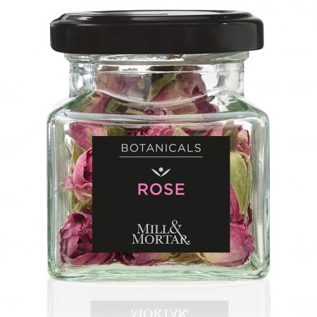 Set mirodenii organice pentru gin, Flower Power, G&T, Garnish Set, Mixology, Mill&Mortar [3]