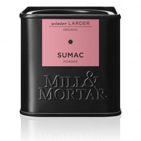 Sumac organic, Mill&Mortar, 50gr0