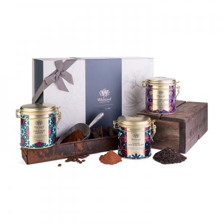 The Festive Favourites - Cutie cadou cu ceai, cafea, ciocolata calda0