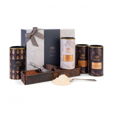 The Hot Chocolate Favourites Gift Box0