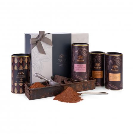The Milk & Dark Hot Chocolate Gift Box0