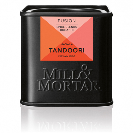 Tikka Tandoori, organic, Mill&Mortar, 50gr0