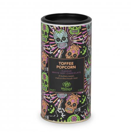 Toffee Popcorn Hot Chocolate, ciocolata alba in editie limitata0