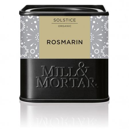 Rozmarin organic, Mill&Mortar, 30 gr0