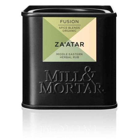 Zaatar organic, Mill&Mortar, 40 gr0