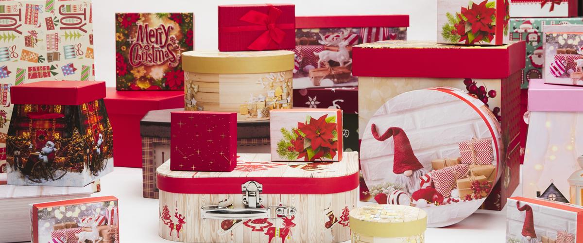 Produse de ambalare a cadoului