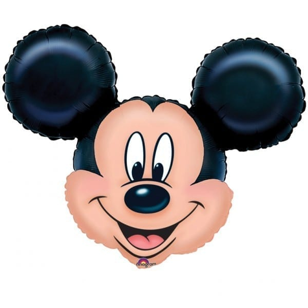 Balon folie Mickey 0