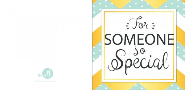 Felicitare For Someone Special [0]