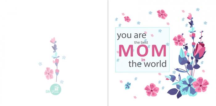 Felicitare Mama 0
