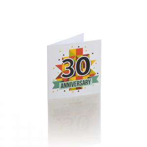 Felicitare 30 ani0