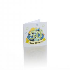 Felicitare 50 ani0