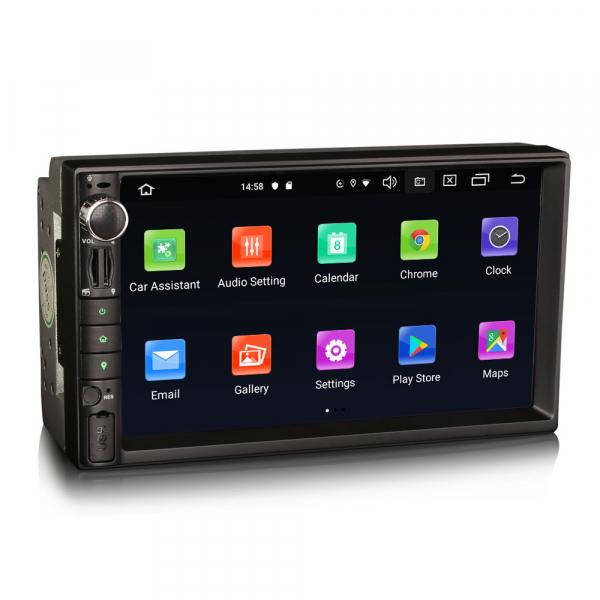 Navigatie auto universala 2DIN,(Nissan) 7 inch, Android 10.0, GPS, WIFI, DAB+, 2GB RAM, 16GB memorie interna 6