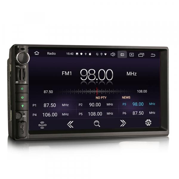 Navigatie auto universala 2DIN,(Nissan) 7 inch, Android 10.0, GPS, WIFI, DAB+, 2GB RAM, 16GB memorie interna 7