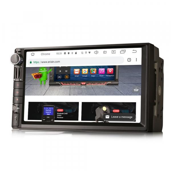 Navigatie auto universala 2DIN,(Nissan) 7 inch, Android 10.0, GPS, WIFI, DAB+, 2GB RAM, 16GB memorie interna 3