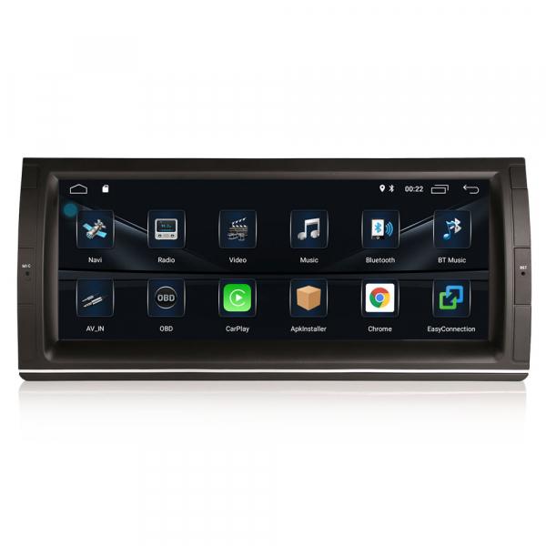 Navigatie auto, Pachet dedicat BMW, Android 10, GPS, WIFI,DAB+, 2GB RAM, 16GB memorie interna 0